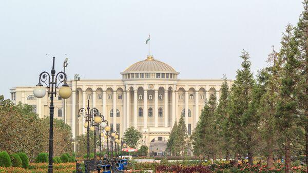 Дворец нации в Душанбе, Таджикистан