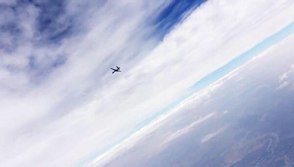 Беспилотный летательный аппарат.Архивное фото
