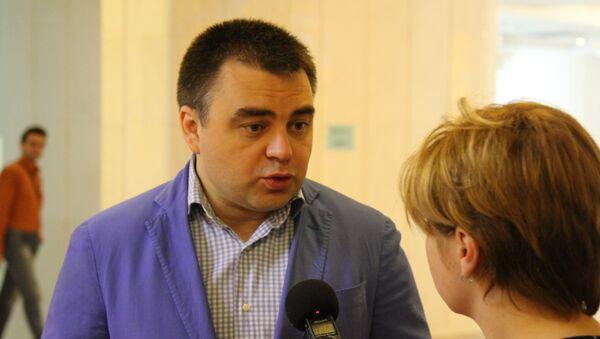 Алексей Казаков. Архивное фото