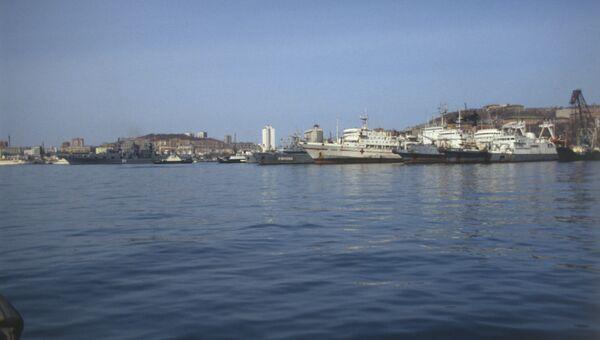Японское море. Архивное фото