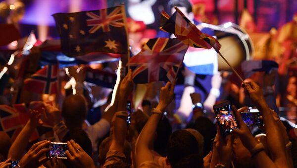 Зрители на финале Евровидения-2016. Архивное фото