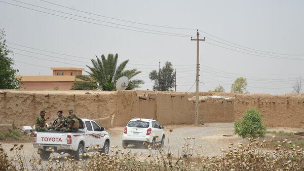 Бойцы Рабочей партии Курдистана в Ираке