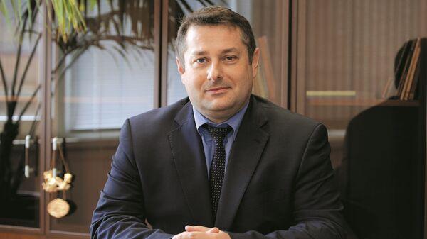 Проректор по развитию Российского экономического университета имени Г.В. Плеханова Дмитрий Штыхно