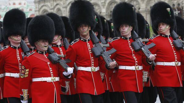 Военнослужащие армии Великобритании