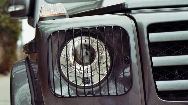 Mercedes-Benz G-класса. Архивное фото