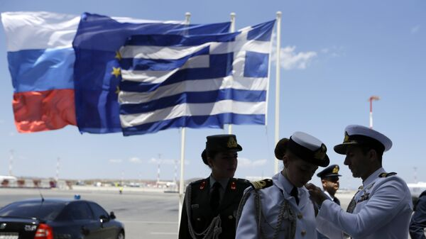 Греческие военные