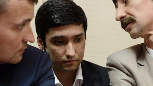 Сын вице-президента Лукойла Руслан Шамсуаров. Архивное фото
