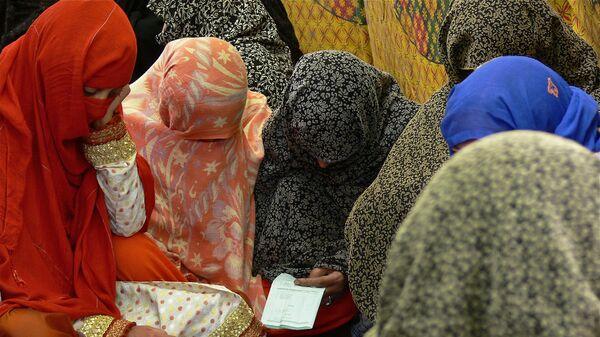 Женщины-мусульманки