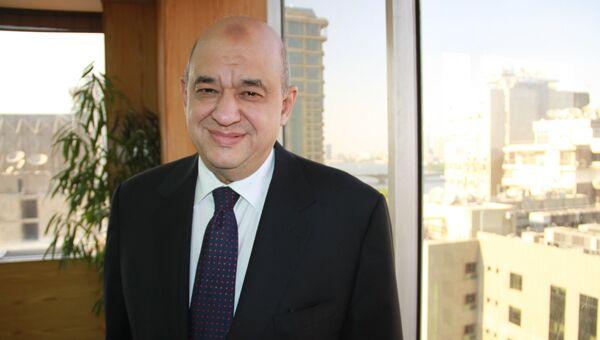 Министр туризма Египта Яхъя Рашид. Архивное фото