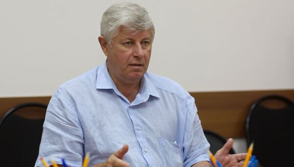 Генеральный директор ОАО Дукс Юрий Клишин. Архивное фото