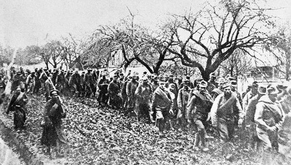 Брусиловский прорыв. Архивное фото
