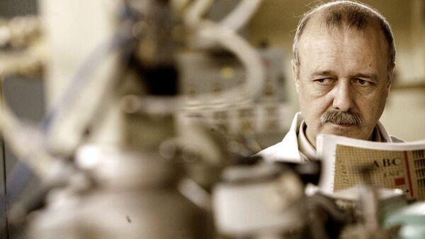 Научный эксперимент в Лаборатории ядерных реакций им. Г.Н. Флерова в Объединенном институте ядерных исследований