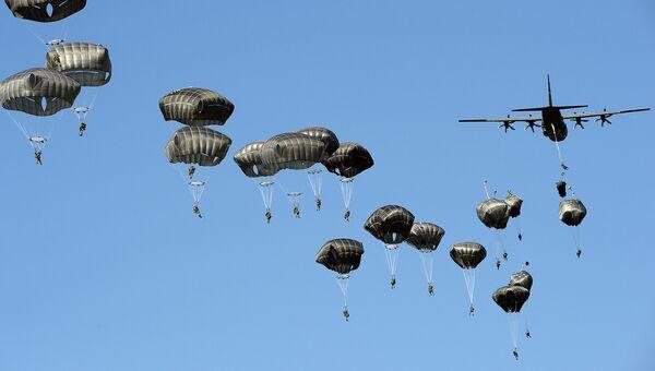 Учения НАТО Анаконда в Польше. Архивное фото