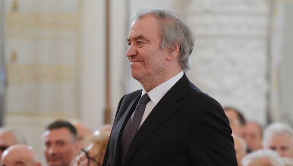 Художественный руководитель-директор, главный дирижер Мариинского театра, народный артист РФ Валерий Гергиев. Архивное фото