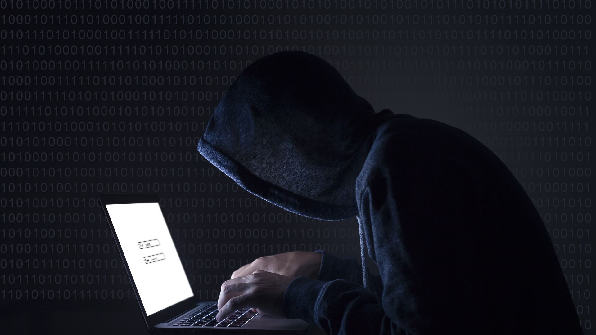 Хакер за компьютером - РИА Новости, 1920, 01.03.2021