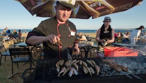 Фестиваль Барабулька в Крыму. Архивное фото