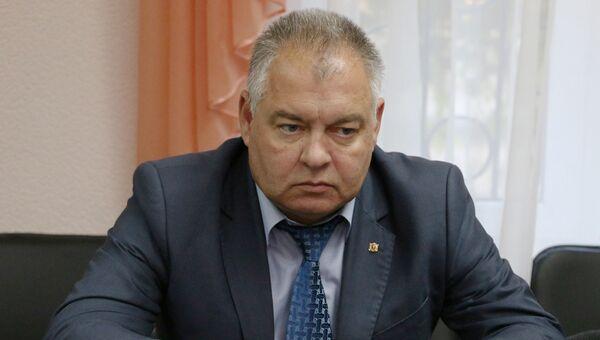 Глава администрации Керчи Сергей Писарев. Архивное фото