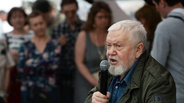Режиссер Сергей Соловьев. Архивное фото