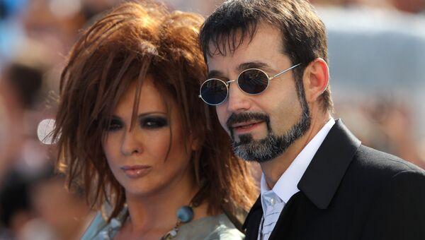 Актеры Ольга Дроздова и Дмитрий Певцов. Архивное фото