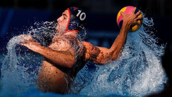 Чемпионат мира FINA 2015. Водное поло. Мужчины. Матч Бразилия - США