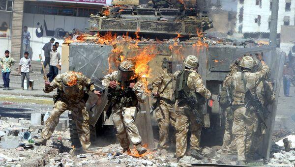 Вторжение Британии в Ирак было ошибкой и нарушением принципов ООН - РИА  Новости, 06.07.2016