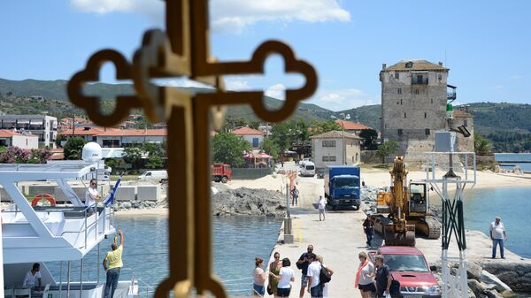 Отдых на побережье Эгейского моря