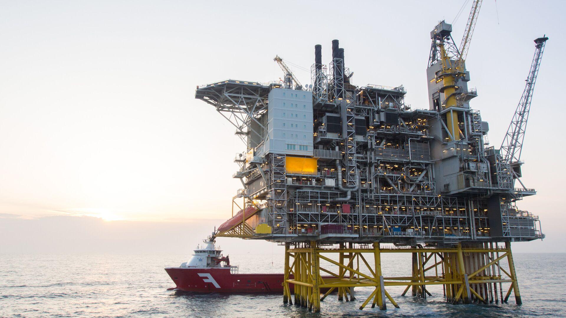 Цена на нефть марки Brent побила двухгодичный рекорд