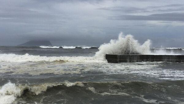 Тайфун Непартак