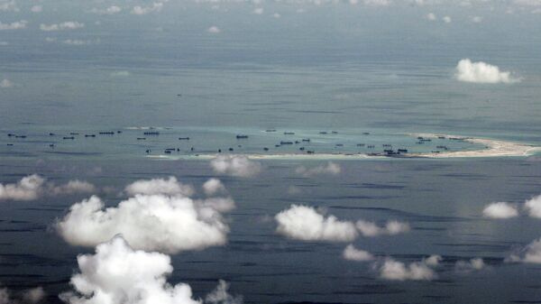 Южно-Китайское море. Архивное фото