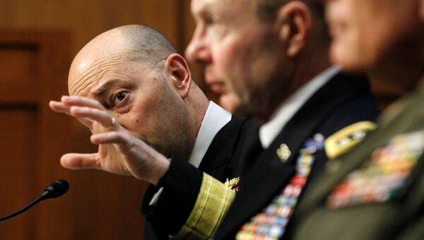 Бывший верховный главнокомандующий силами НАТО в Европе адмирал Джеймс Ставридис. Архивное фото