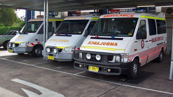 Машины скорой помощи в Австралии