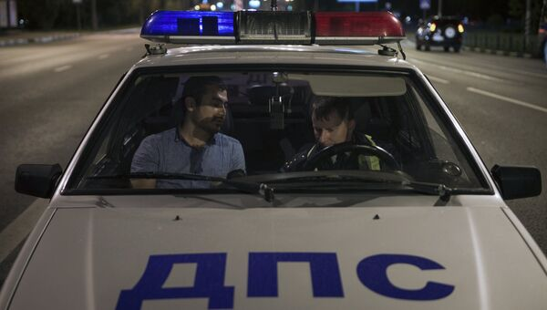 Полиция. Архивное фото