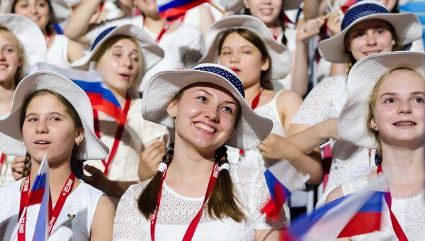 Всемирные хоровые игры в Сочи 2016