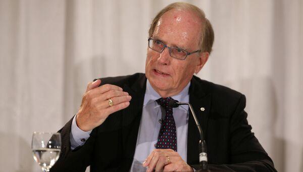 Глава независимого расследования комиссии WADA Ричард Макларен. 18 июля 2016