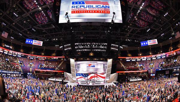 Общенациональный съезд Республиканской партии США в Кливленде