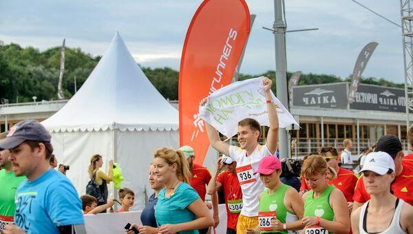 Кампания Легальный допинг стартовала для привлечения благотворительных бегунов к участию в Московском марафоне