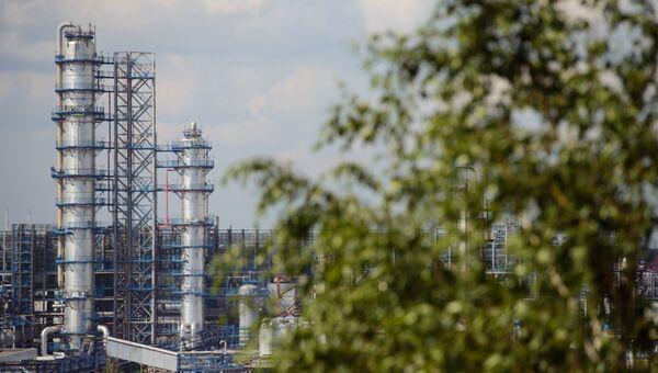 МНПЗ за первые полгода 2016 года увеличил выпуск высокооктанового топлива