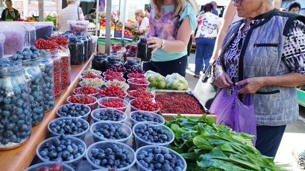 Названы самые полезные ягоды