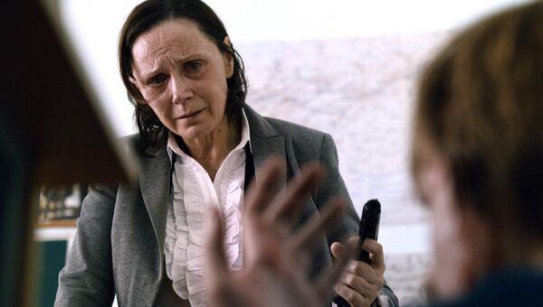 Кадр из фильма Училка