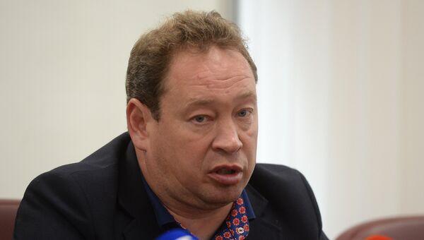 Главный тренер ЦСКА Леонид Слуцкий. Архивное фото