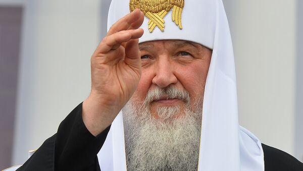 Визит патриарха Кирилла в Республику Татарстан. День второй