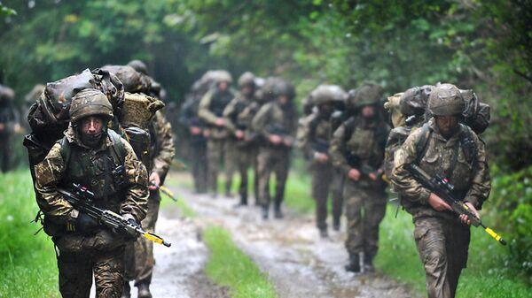 Военнослужащие Вооруженных сил Соединенного Королевства