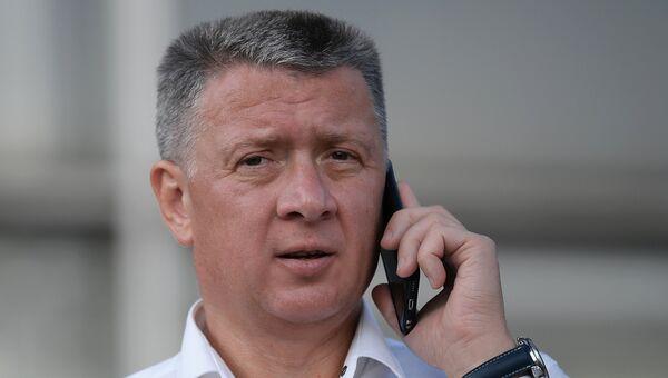 Глава ВФЛА Дмитрий Шляхтин. Архивное фото