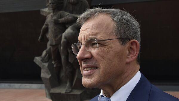 Депутат Национального собрания Франции Тьерри Мариани в Крыму. Архивное фото