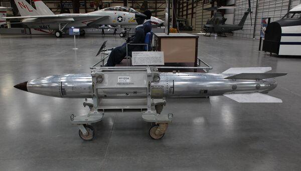 Ядерная бомба B61. Архивное фото