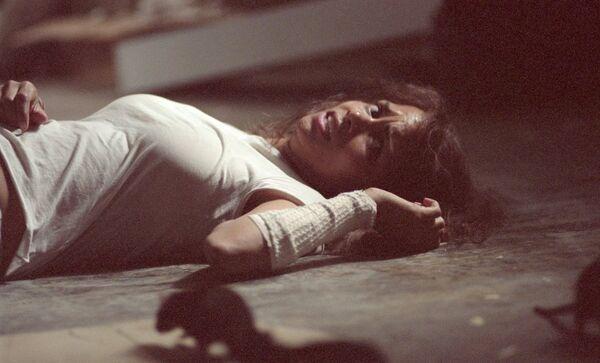 Кадр из фильма Готика