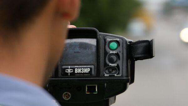 Государственная инспекция безопасности дорожного движения. Архивное фото