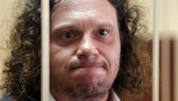 Бизнесмен Сергей Полонский в Пресненском суде Москвы