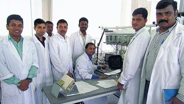 Швабе обучит специалистов из Индии ремонту оптико-электронных систем