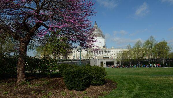 Капитолий в Вашингтоне (округ Колумбия)